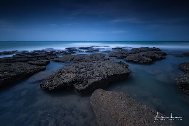 Ambleteuse Moonlight And Shadows V