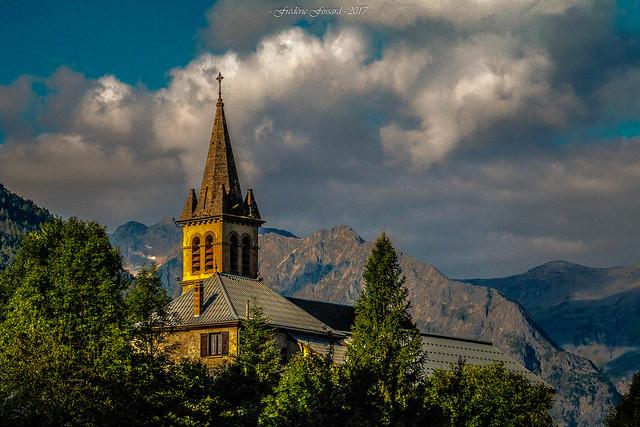 Eglise de Mizoën
