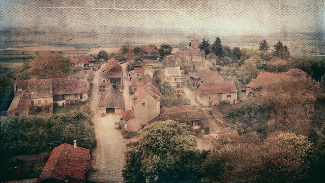 The old village