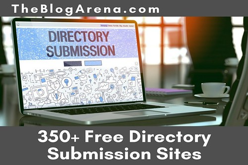 350+ Free Directory Submission Sites List (With Alexa Rank and Alive Check) | by TheBlogArena.com