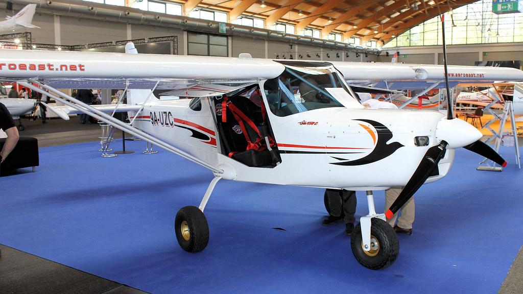 9A-UZC   9A-UZC Aero East Europe Sila 450C (151020-AEE-0044