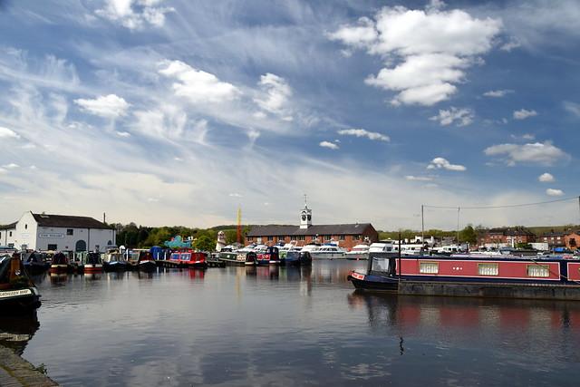Stourport Basin