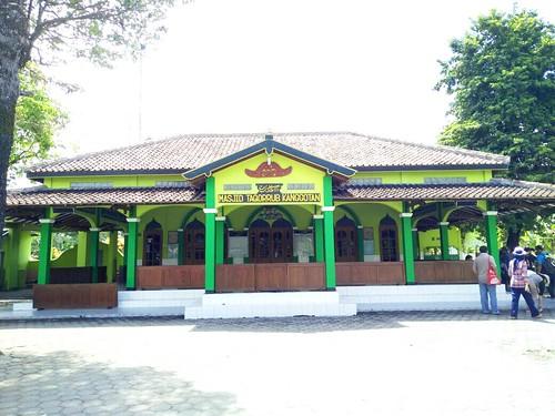Masjid Taqarrub