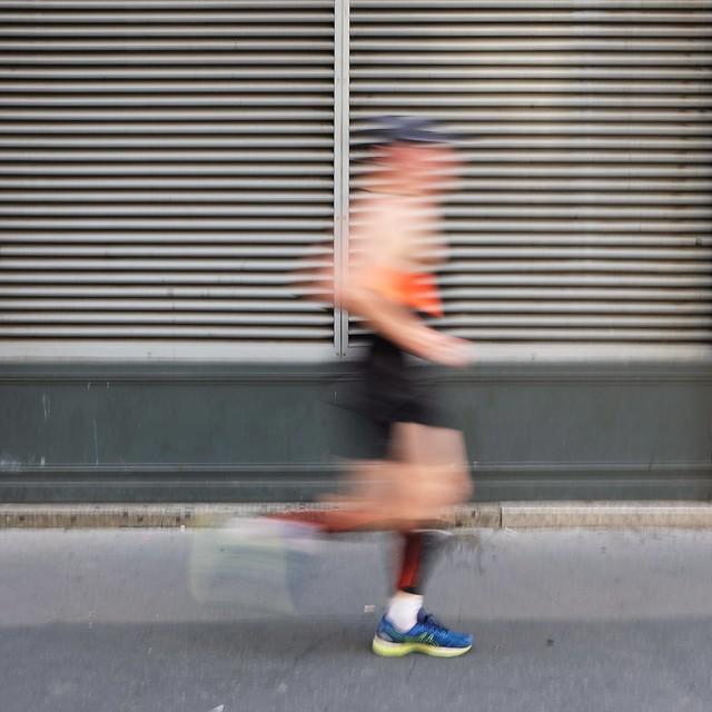 Runner ( blur walkers )