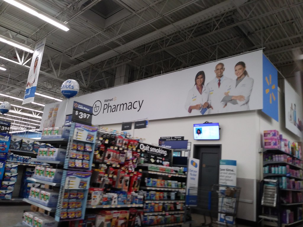 Walmart Supercenter Pharmacy Phone Number - PharmacyWalls