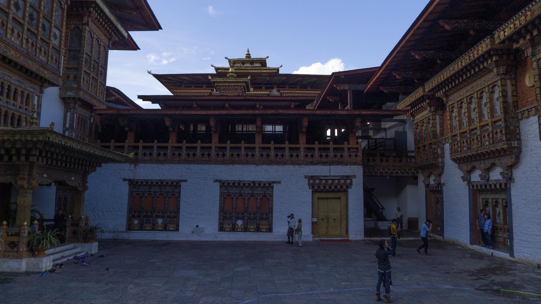 Dzong de Punakha