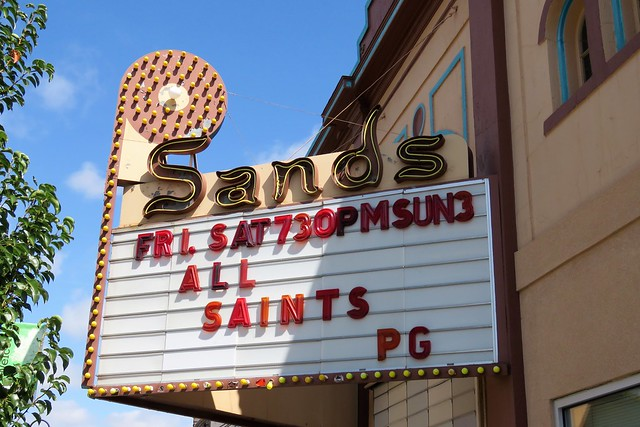 Sands Marquee
