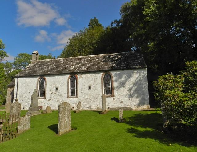Glen Prosen Church, Glen Prosen, Sep 2017