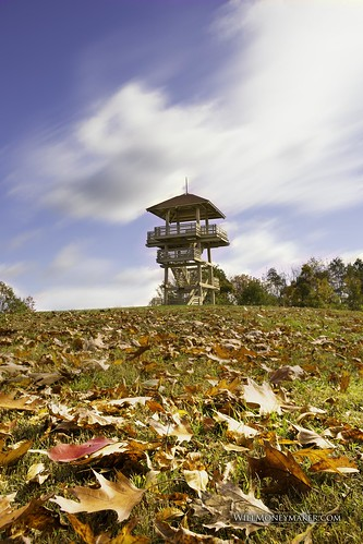 Pipestem State Park Lookout Tower in West Virginia | by Will.Moneymaker