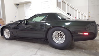 Hardtop Convertible Corvette | by iCanFab