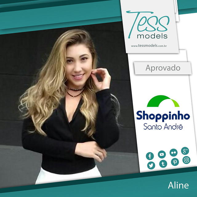 Aline - Shopping Santo André - Tess Models