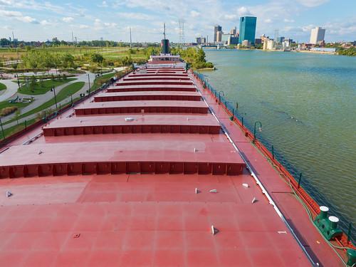 jamesmschoonmaker nationalmuseumofthegreatlakes ohio toledo cargoship freighter ship