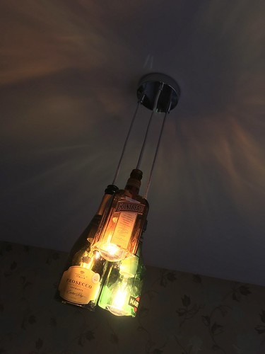 Boozy bottle lamp | by westy48