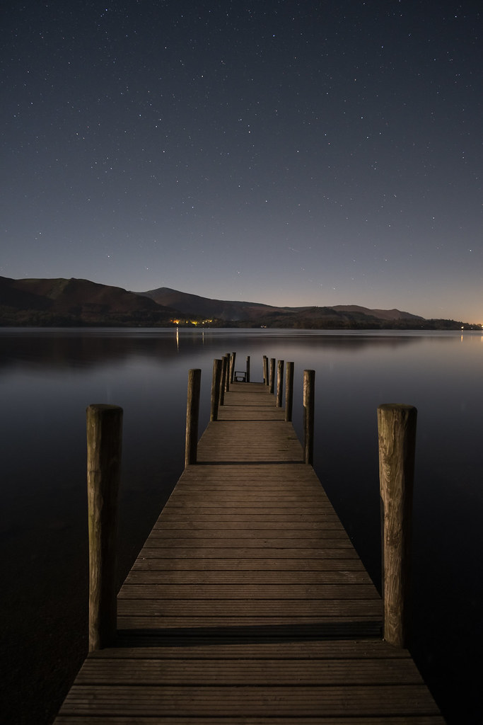 Ashness Jetty | Always been meaning t do some Astro/night ph