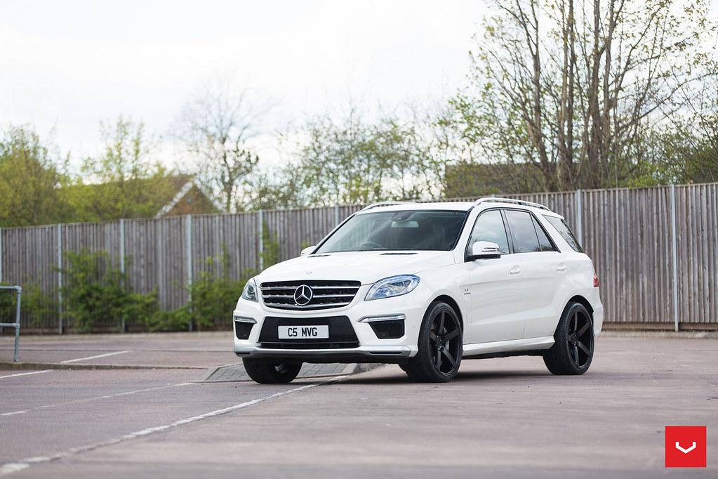 2016 Amg Gl63 Mercedes Benz >> Mercedes Benz Ml63 Amg On Vossen Cv3 R Wheels C Vossen W