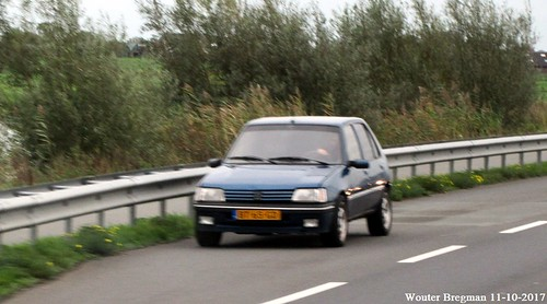 Peugeot 205 GLD Commerciale 1986 | by XBXG