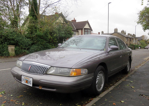 1997 Lincoln Continental 4.6 | by Spottedlaurel