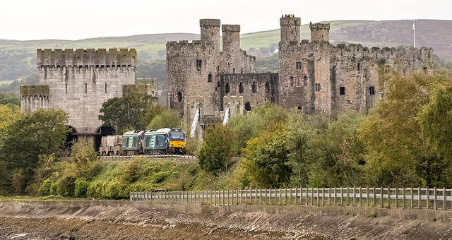 20171006 - Conwy Castle - 154651