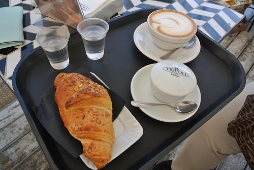 Matera breakfast   by Emilia Lives Life