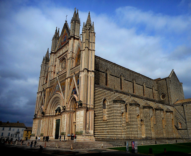 Cathedral of Orvieto (after 1290-16th century)