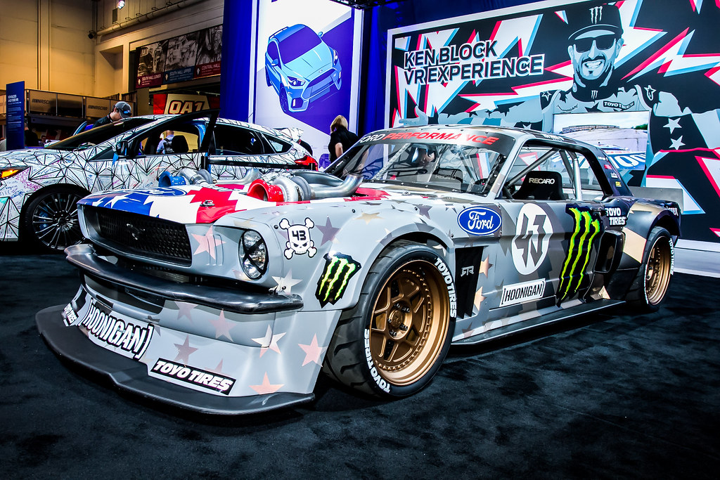 Hoonigan Mustang Twin Turbo