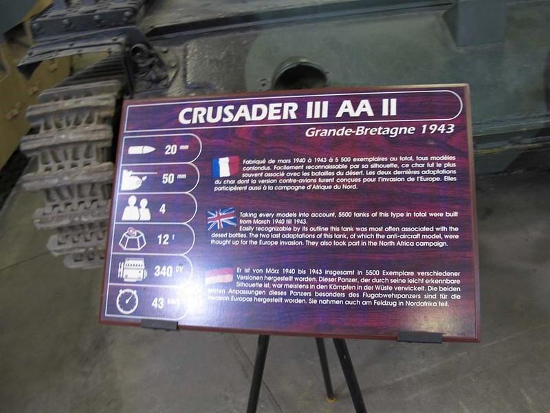 Crusader Mk III AA 2