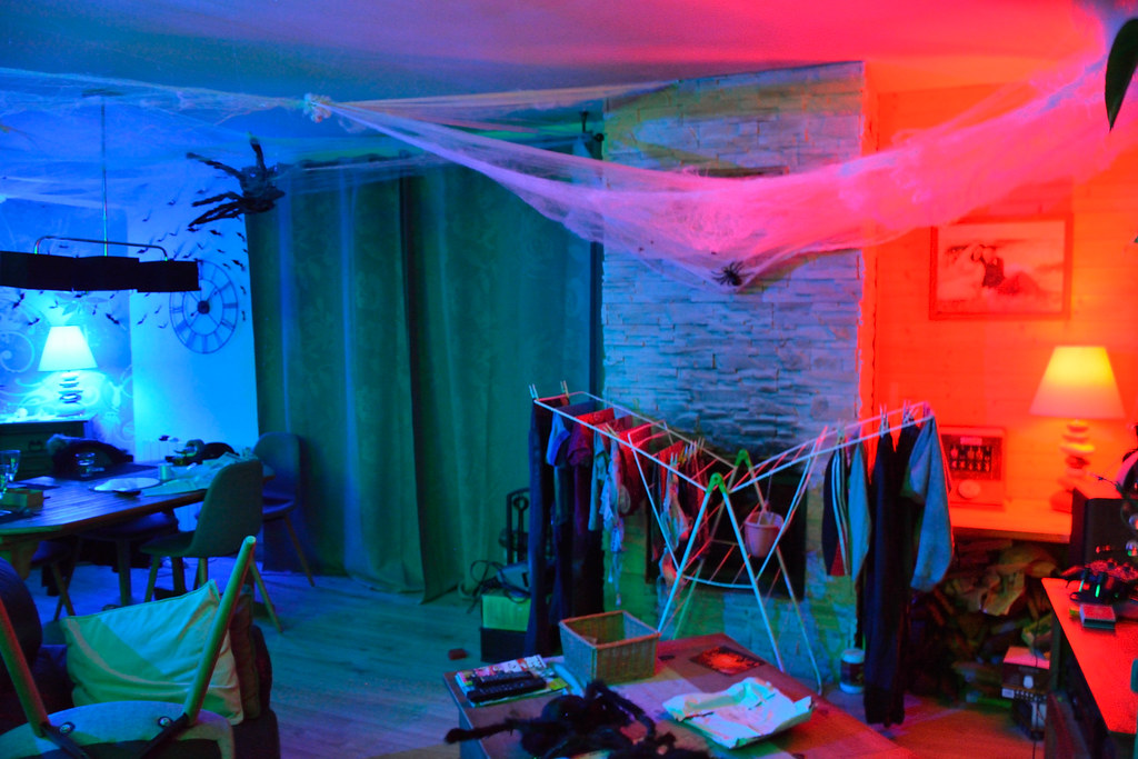 halloween 2018 decoration interieur maison (3) | halloween d ...