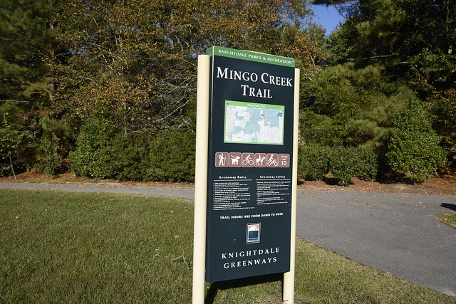 Mingo Creek Park, Knightdale, NC located near the Timber Ridge Subdivison in the Parkside neighborhood.