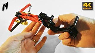 Lego Technic Crossbow (MOC - 4K)   by hajdekr