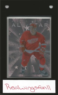Henrik Zetterberg 02/03 BAP All-Star Rookie Silver /20 (1) | by Redwingsfan11