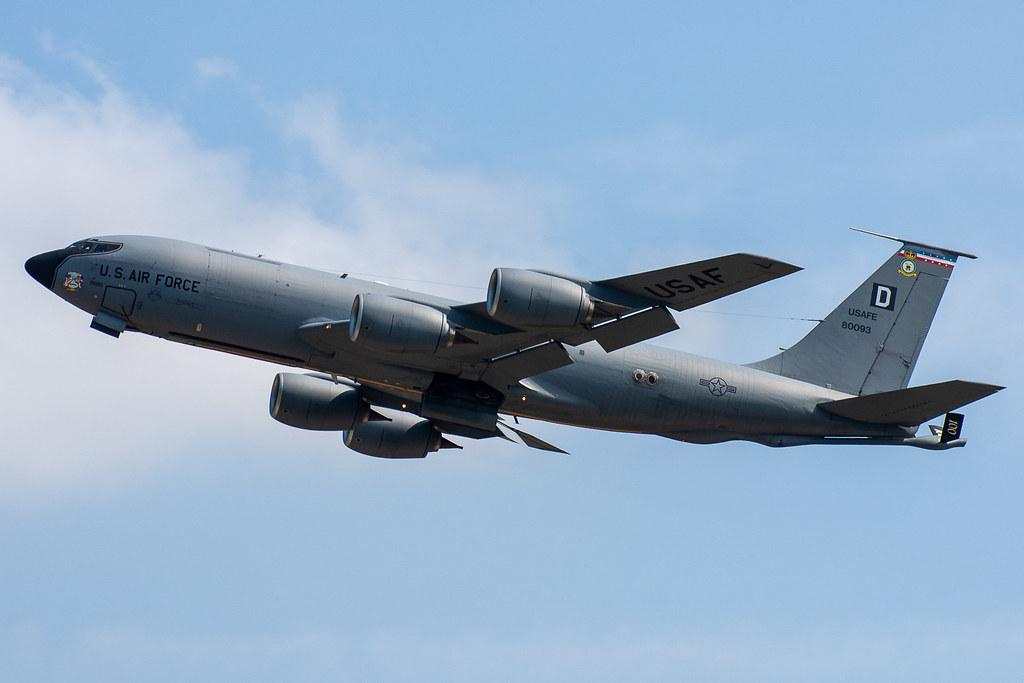 58-0093 | Boeing KC-135R Stratotanker | USAF - United States Air Force