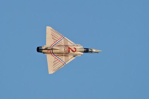 "Dassault Mirage 2000-5F 43 / 2-EJ ""Vieux Charles"" | by Alexandre Bosle"