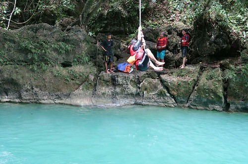 Body rafting Citumang