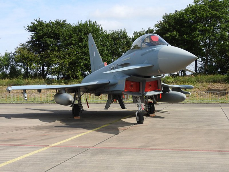 Eurofighter Typhoon 9