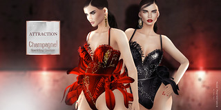ATTRACTION By CHAMPAGNE!sparkling couture