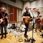 Wed, 20/09/2017 - 7:20am - Josh Ritter and his band perform for a WFUV Public Radio broadcast at Gibson Guitar Studios in New York City, 9/20/17. Hosted by Rita Houston. Photo by Gus Philippas/WFUV