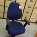 Blue swivel come with arms E85