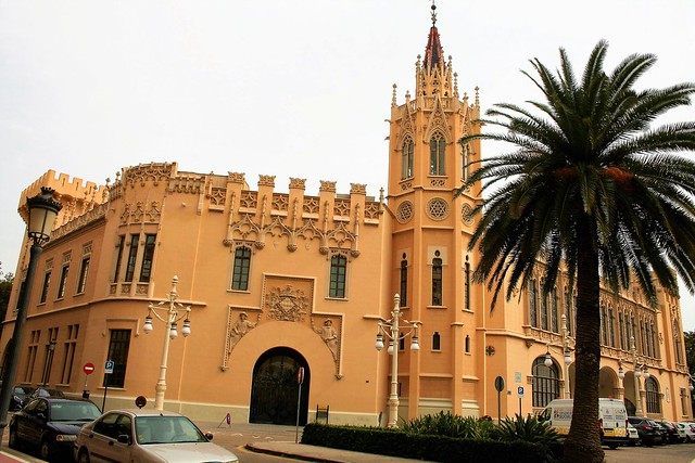 Palacio de la Exposición - València