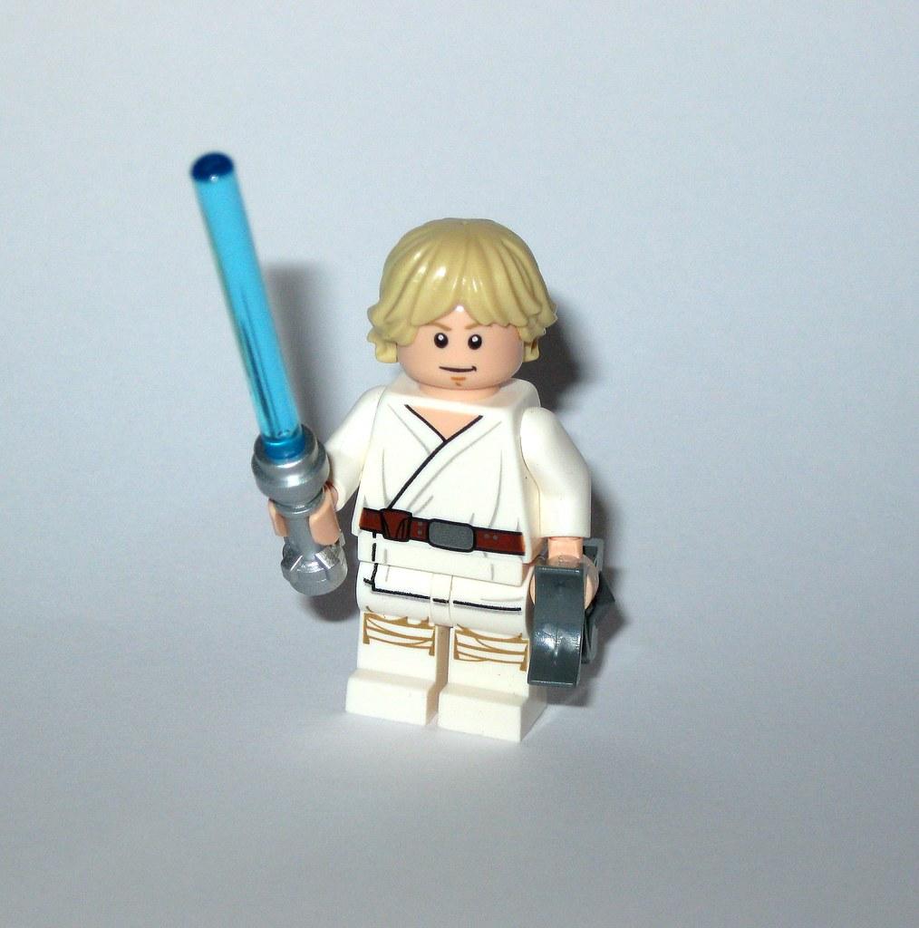Lego Star Wars ANH Luke Skywalker NEW OPENED From Set 75173 Lukes Landspeeder