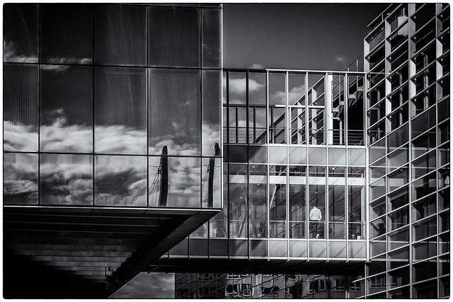 Architecture et reflets !