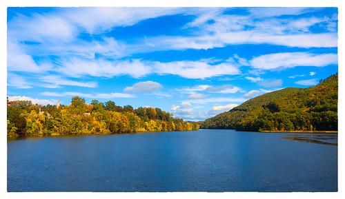 2017 clichésaturday river sky 1017 vacation hinsdale newhampshire unitedstates us