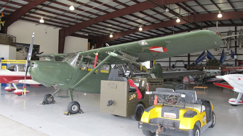 Cessna L-19 Bird Dog 6
