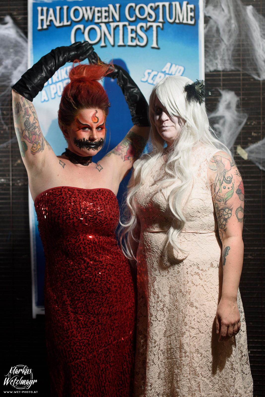 "#16 - Bianca & Tanja Reindl, ""Höllenfeuer & Geist"" - Everyday is Halloween, 15 Years of BZFOS"