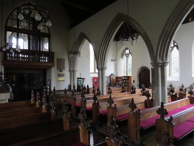 Danbury, Essex - St John the Baptist (105)