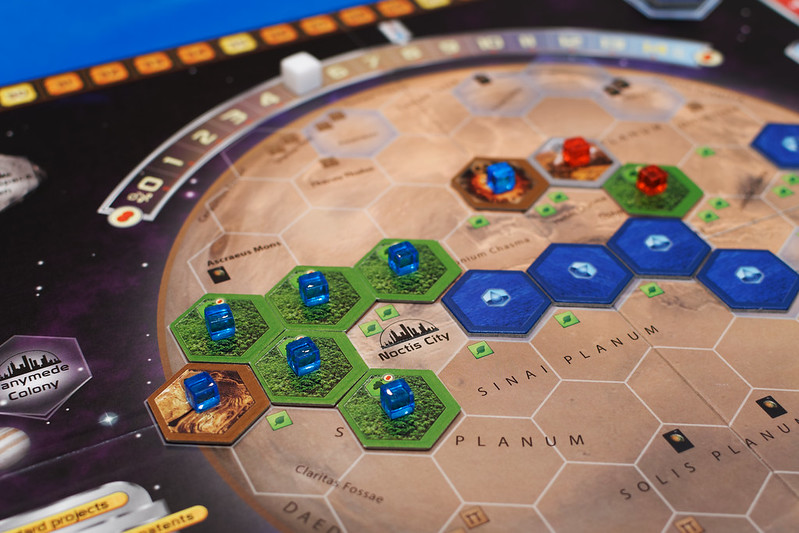 Terraforming Mars Board Game Review