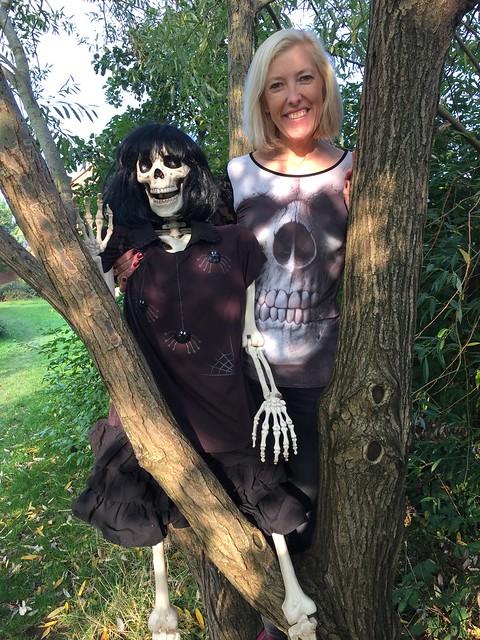 2017 Halloween T-shirt challenge  Day 2 of 31.