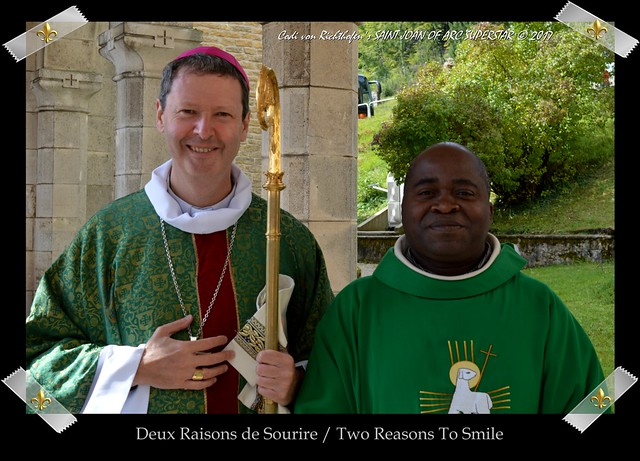 Deux Raisons de Sourire / Two Reasons To Smile