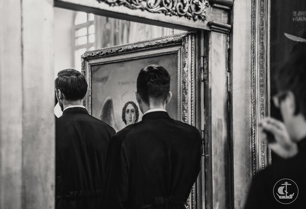 7-8 Октября 2017, Неделя 18-я по Пятидесятнице. Св. Сергия, игумена Радонежского / 7-8 October 2017, 18th Sunday after Pentecost. St. Sergius abbot of Radonezh
