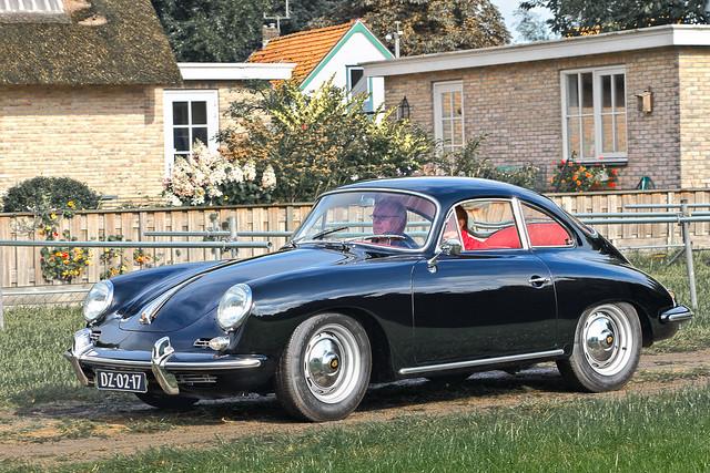 Porsche 356 B Coupé 1963 (5636)