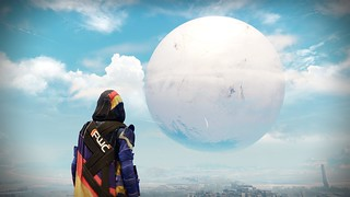 Destiny FWC Hunter In The Tower | by Dr. NCX